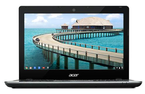 Dell、Acer、ASUSの3メーカーが、国内の個人向けに「Chrome OS」搭載の「Chromebook」の販売を開始