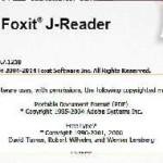FoxitJapanが、高機能PDFビューワー「Foxit J-Reader」の最新版「Foxit J-Reader 7」を公開