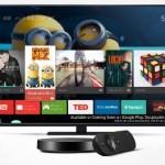 Googleが、STB「Nexus Player」を2月下旬に国内発売することを発表