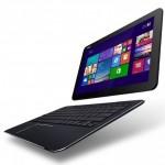 ASUSが、着脱式キーボード搭載の12.5インチWindows 8.1タブレット「T300CHI-5Y71」を発売
