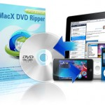 Mac用DVDリッピングソフトMacX DVD Ripper Proの無料版「MacX DVD Ripper Mac Free Edition」がリリース