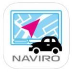 DeNAが、iOS向けの無料カーナビアプリ「NAVIIRO(ナビロー)の提供を開始しました。