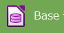 フリーのデータベースソフト「Base(ベース)」についてとデータベースアプリを作成するには。。。