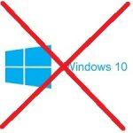 Windows 7/8.1から、Windows 10への無償アップグレードを抑止する方法