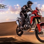 ホンダが、オフロードアドベンチャーモデル「CRF1000L Africa Twin」を発表