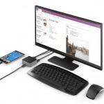 Windows 10 Mobileの「Continuum(コンティニュアム)」機能を使えば、Windowsスマートフォンが、パソコン本体になる時代がやってくる。