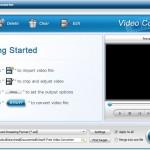 デジタルビデオカメラで撮った動画(MTS形式のファイル)をMP4形式に変換してみる。