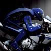 ヤマハ発動機は、東京ビッグサイトで開催される「第45回東京モーターショー2017」で、「MOTOBOT Ver.2(モトボット バージョン2)」を出展すると発表