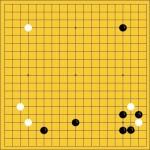 Googleの人工知能「AlphaGo」と韓国人プロ棋士の5局勝負、4勝1敗で、人工知能(AI)の勝ち。