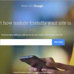 Googleが、Webサイト制作者向けに、スマホ向けサイトが、どのくらい「モバイルフレンドリー」かを測定できるサービス「Mobile Website Speed Testing Tool」を公開