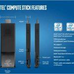 インテルが、スティック型PC「Compute Stick」の上位モデル「STK2M3W64CC」を発売開始