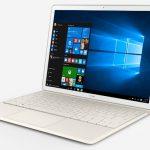 ファーウェイが、同社初となるWindows 10搭載の12型タブレットPC「MateBook」を発表