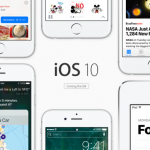 iOS10で、ちょっと使いずらくなった「iPhone」の操作につて