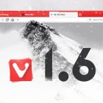 ノルウェーの「Vivaldi Technologies 」が、Webブラウザー「Vivaldi 1.6(ヴィヴァルディ)」を公開