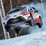 トヨタ、WRC復帰2戦目のラリー・スウェーデンで復帰後初優勝!。。。です。