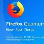 Mozillaが、「Firefox Quantum (「Firefox 57.0.1」)」をリリース