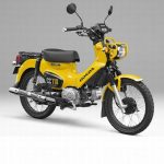 【新商品】ホンダが、50ccの新型「クロスカブ 50」と外観一新した「クロスカブ 110」を2月23日に発売すると発表