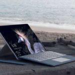 Microsoft社が、 一般消費者向け 「Surface Pro LTE Advanced」 を2018年5月1日から発売開始