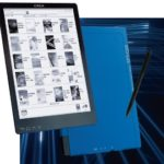 クレアが、13.3インチの電子ペーパーを搭載した電子ペーパータブレット「EPT-C05」を発表
