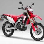 【新商品】ホンダが、モトクロスマシン直系の本格オフロードモデル「CRF450L」を新発売