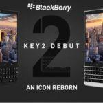 株式会社FOXが、「BlackBerry  KEY2」を9月7日に発売すると発表しました。