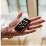 3.3インチ画面を搭載した小型Androidスマートフォン「Palm Phone」が米国で発表
