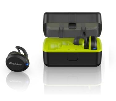 ワイヤレスインナーイヤホン「E8 truly wireless」