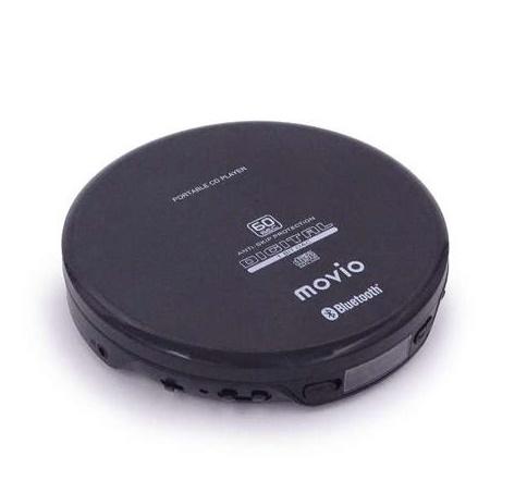 Bluetooth送信機能を備えたポータブルCDプレーヤー