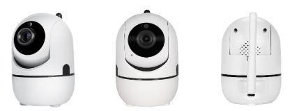 Wi-Fi接続の小型ネットワークカメラ「スマモッチャー」