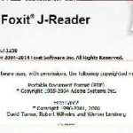 FoxitJapanが、高機能PDFビューワーの最新版「Foxit J-Reader 7」を公開