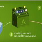 WordPressのログイン画面に画像認証(CAPTCHA)機能を付け、コメントスパム対策として「Akismet」を導入