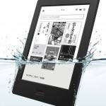 楽天Koboが、防水防塵対応の電子書籍リーダー「Kobo Aura H2O」を国内販売を開始