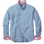 お気に入りのカラーシャツをいつまでも綺麗に着れるように仕上げる方法
