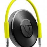 Googleのワイヤレス非対応のスピーカーをワイヤレス化することができる「Chromecast Audio」