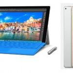 「iPad Pro」と「Surface Pro 4」が、同時に発売されましたが、どちら良いか、迷う必要なしです。