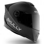 Googleグラスの様なハイテクヘルメット「SKULLY(スカリー)AR-1」が登場