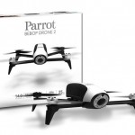 Parrotが、新型ドローン「Bebop Drone 2」を発表しました。