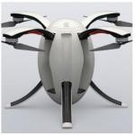 Powervision Robot社が、タマゴ型のドローン「PowerEgg」をお披露目しました