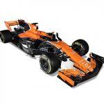 McLaren-Hondaが、F1の新型マシン「MCL32」を公開しました。