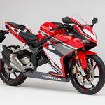 【商品紹介】HONDAが、新型の軽二輪スーパースポーツモデル「CBR250RR」を発売します。