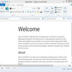 Microsoftが、ブログ投稿ソフト「Open Live Writer」の最新版v0.6.2.0を公開