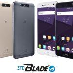 ZTEジャパンが、デュアルカメラ搭載のSIMフリースマートフォン『ZTE BLADE V8』を5月25日(木)より発売開始すると発表