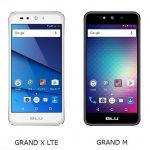 米国製のSIMロックフリーのAndroidスマートフォン「BLU」2機種を発売すると発表しました。