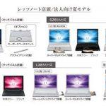 パナソニックが、モバイルノートPC「Let'snote」の2017年夏モデルを発表