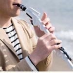 ヤマハが、リコーダーとサクソフォンのような表情豊かな演奏を楽しめる新開発のカジュアル管楽器『Venova(ヴェノーヴァ)』「YVS-100」を発売すると発表