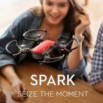 DJIが、スマホも使わずジェスチャーで飛行できる、同社最小のドローン「Spark」を日本で発表