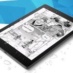 楽天 Koboが、容量32GBの7.8型防水電子書籍端末「Kobo Aura ONE コミックEdition」を12月6日に発売すると発表