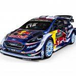 WRC 2018 ラリー・モンテカルロ 1位フォードの セバスチャン・オジェ、2,3位トヨタ