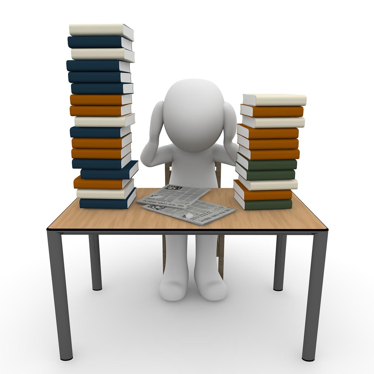 全国大学生協連(東京)が、1日の読書時間について、大学生の53%が「ゼロ」と回答したとの調査結果を発表