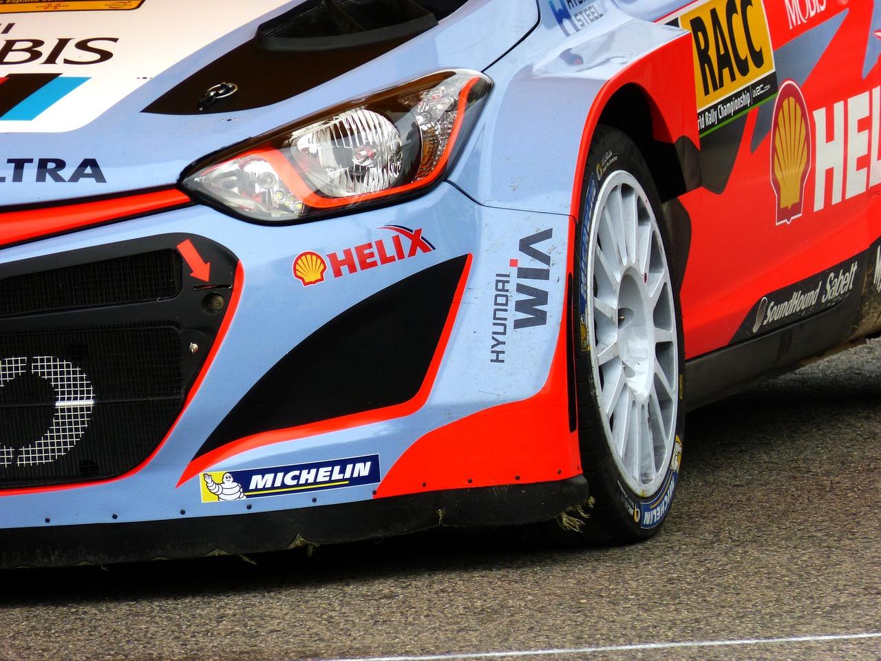 WRC世界ラリー選手権第12戦スペイン:セバスチャン・ローブの勝利